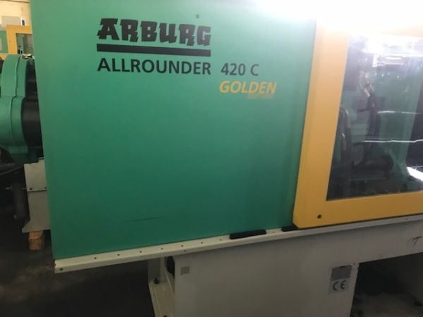 ARBURG 420C 1000-290 Golden Edition